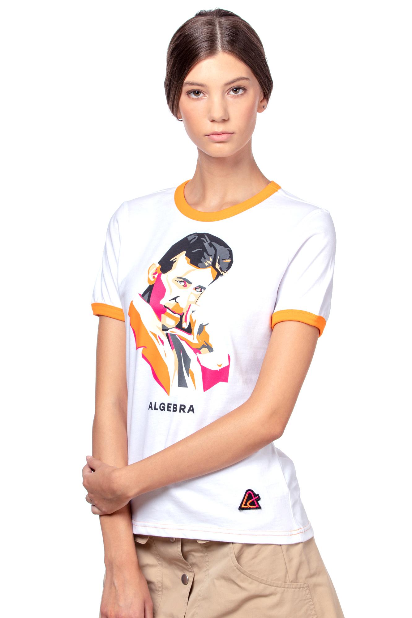 T-shirt ženski 'Tesla'